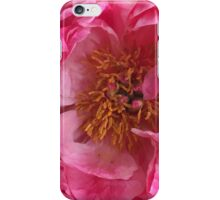 Coral Peony iPhone Case/Skin