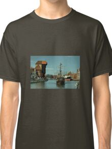 Gdansk Galleon  Classic T-Shirt