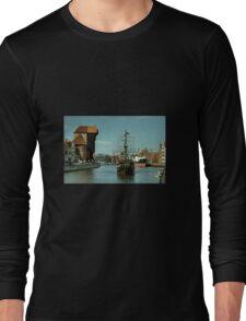 Gdansk Galleon  Long Sleeve T-Shirt