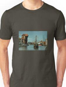 Gdansk Galleon  Unisex T-Shirt