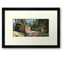 Dolsky Mill Framed Print
