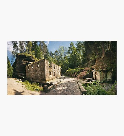 Dolsky Mill Photographic Print