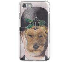 Surreal Welsh Terrier iPhone Case/Skin