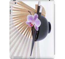 Asia still life iPad Case/Skin