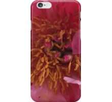 Coral Peony 2 iPhone Case/Skin