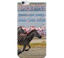 Racing Stripes iPhone Case/Skin