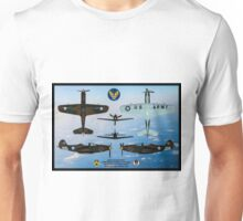 Headhunter Airacobra Unisex T-Shirt