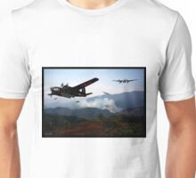 Intruder Strike in Korea Unisex T-Shirt