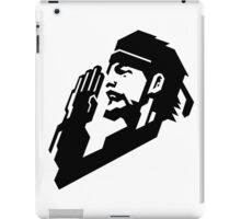 -METAL GEAR SOLID- Portable Ops Logo iPad Case/Skin