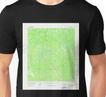 USGS TOPO Map Alaska AK Mount McKinley B-6 357785 1958 63360 Unisex T-Shirt