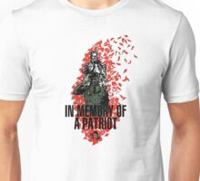 -METAL GEAR SOLID- In Memory Of Patriot Unisex T-Shirt