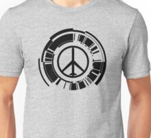 -METAL GEAR SOLID- Peace Walker Logo Unisex T-Shirt