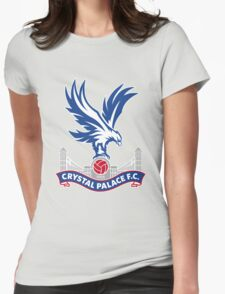 Crystal Palace FC Badge 2016 Womens Fitted T-Shirt