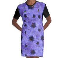 Ladybird Graphic T-Shirt Dress
