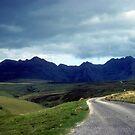 Cuillin Hills, Isle of Skye, Scotland by nealbarnett