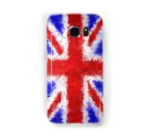 Union Jack Grunge Samsung Galaxy Case/Skin