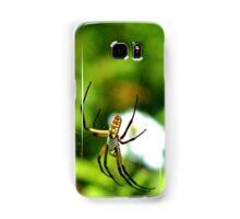 Writing Spider Samsung Galaxy Case/Skin