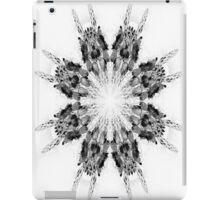 Floroscope 01b iPad Case/Skin