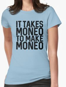 Moneo Womens Fitted T-Shirt