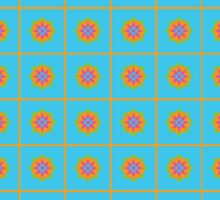 Tile Pop Arabesque Pattern Sticker