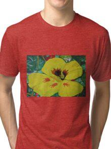Indian Cress 2 Tri-blend T-Shirt