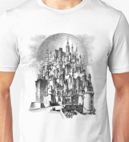 The Castle of Gormenghast Unisex T-Shirt