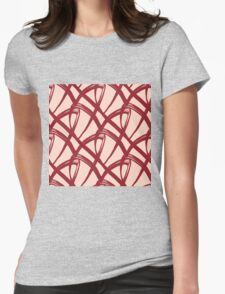 Endless love Womens Fitted T-Shirt