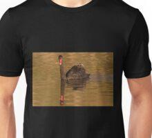Dusk Swan Unisex T-Shirt