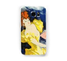 Vintage Chéret, Jules 1896 Poster  Samsung Galaxy Case/Skin