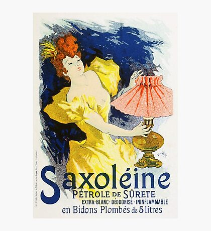 Vintage Chéret, Jules 1896 Poster  Photographic Print