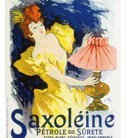 Vintage Chéret, Jules 1896 Poster  Sticker