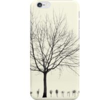 Blickwechsel - Change of Perspective iPhone Case/Skin