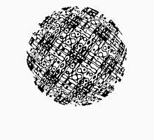 Hologram Pop Art Sphere Unisex T-Shirt