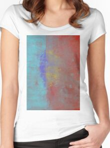 Doublethink Women's Fitted Scoop T-Shirt