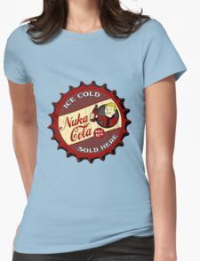 Fallout 4 - Nuka Cola  Womens Fitted T-Shirt