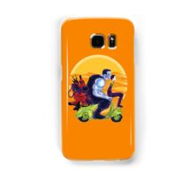 A Prelude to a Holiday Samsung Galaxy Case/Skin