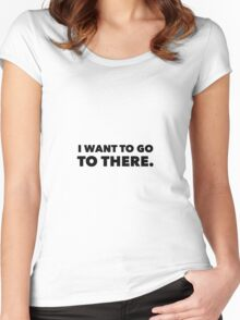 Liz Quote 3  Women's Fitted Scoop T-Shirt
