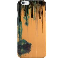 Ink in gelatine  iPhone Case/Skin