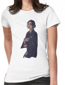 Lauren Jauregui BB Cover Womens Fitted T-Shirt