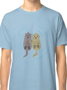 Love One An Otter - V2 Classic T-Shirt