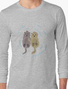 Love One An Otter - V2 Long Sleeve T-Shirt