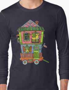 Home is where the heart is... so take it with you if you can! Long Sleeve T-Shirt