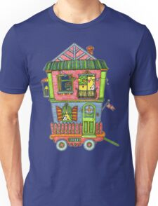 Home is where the heart is... so take it with you if you can! Unisex T-Shirt