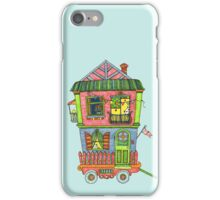 Home is where the heart is... so take it with you if you can! iPhone Case/Skin