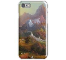 From The Shire To The Sea. iPhone Case/Skin