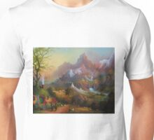 From The Shire To The Sea. Unisex T-Shirt