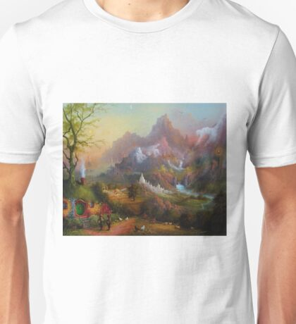 From  Shire To The Sea. Unisex T-Shirt