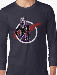 Tali and Liveship Long Sleeve T-Shirt