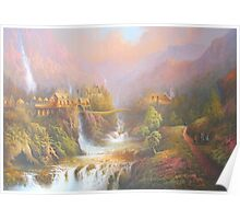 Rivendell A Hobbits Tale Poster