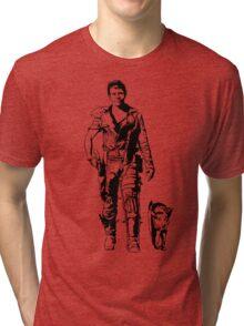 Guerrero de la carretera Tri-blend T-Shirt